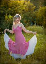 Я маленькая балеринка ... / 03.08.16