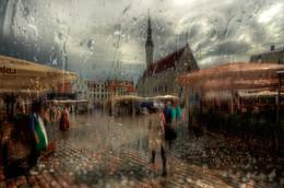дождь в Таллине... / Таллин