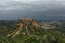 Чивита ди Баньореджо / Тоскана, Италия