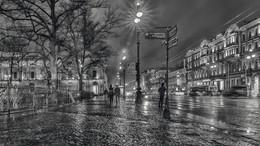 После дождя. / ***