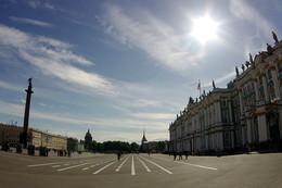 На дворцовой / Санкт-Петербург, Дворцовая площадь