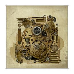 механика (микс 8) / Digital art
