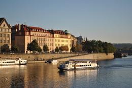 *Прага** / Кінець літа у Празі