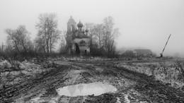 / Село Степанчиково Ярославской области.