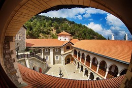 Монастырь Киккос / Кипр
