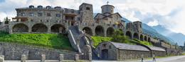 Мужской монастырь / Фиагдон, мужской монастырь, Северная Осетия