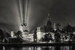 Новодевичий / Москва, новодевичий женский монастырь