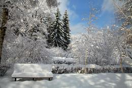 Первый снег ... / Как то так ...