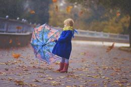 Шёпот осени / Тот, у кого в душе светит солнце, будет видеть солнце даже в самый хмурый день...