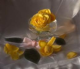 После бала... / Остатки роз...