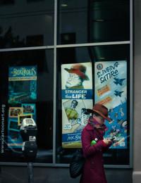 Слушай, шляпу сними ! / На улице в Сан Франциско