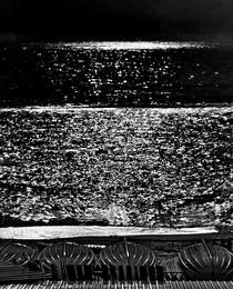 Ожидание / Море, лодки, весла