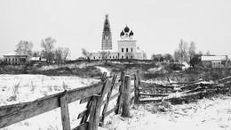 / Село Остров Ярославской области.