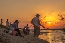 Рыбаки. / Рыбаки 2016.09
