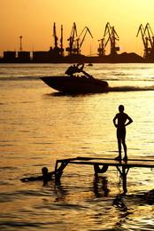 Морская болезнь / Вечер на Азовском море