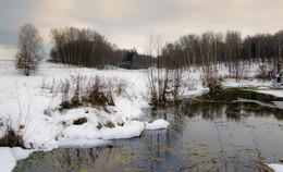 Под белым покрывалом / Первый снег ноября