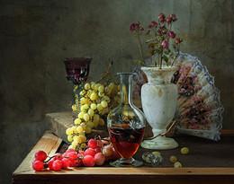 """""""Распутством пьяного лета рожден виноград мясистый..."""" (Федерико Гарсиа Лорка) / ..."""