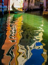 Венецианский мотив / Меня всегда интриговали отражения...