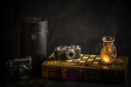 фотонатюрморт / бенгальские огни...