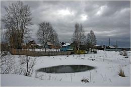 Пятничная зимовка / Лугинино