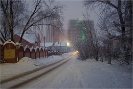 Пятничная зимовка / Тёплая зима...