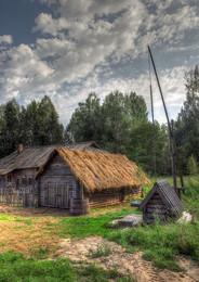 Без названия / Усадьба Василёво, Тверская область август 2016 г