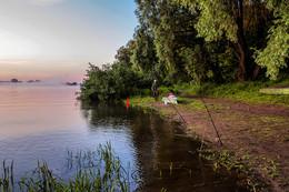 Утро на берегу Днепра / Утро на берегу Днепра