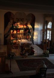 Рождество в Эммаусе / Эммаус Латрунский, Израиль