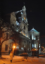 Старовинний Львів / Мороз -18