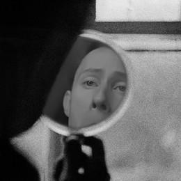Портрет Соковнина в зеркале / 1961г.