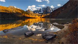 / Шавлинское озеро.Алтай.