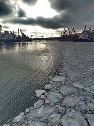 Оттепель / Теплое Черное море