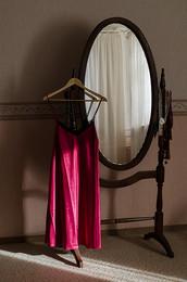Пятничное зазеркалье / Старое зеркало