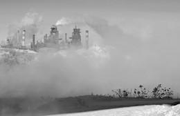 Прогресс о двух концах / Россия. Тула. Косая Гора. КМЗ ( Косогорский металлургический завод ).