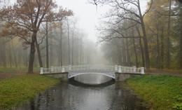 Осеннее утро... / Осеннее утро в Александровском парке...