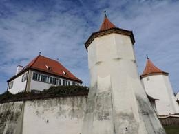 По Баварии / Замок Блютенбург (Мюнхен)