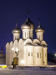 Софийский собор / Софи́йский собо́р (Собор Софии Премудрости Божией) — православный храм, ныне музей, древнейшее сохранившееся каменное сооружение на территории Вологды.