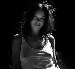 Черно-белый портрет.. / Черно-белый портрет..