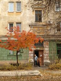 В осень вдвоем. / ***