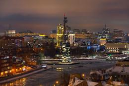 достопримечательности Москвы / Памятник Петру I (Москва)