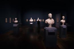 In museum. / ***