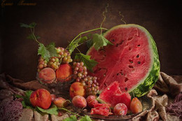 Царь ягод / Арбуз и фрукты
