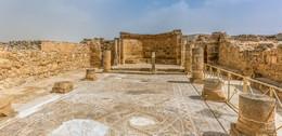 Дыхание старины глубокой. / Храм в древнем городе Набатеев,которые жили здесь в Израиле более 2500 лет назад.