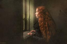 Девушка с картин Тициана... /