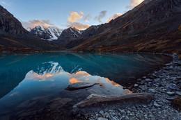 / Озеро Каракабак. Алтай.