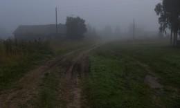 По утру ... / Утро в деревне ...