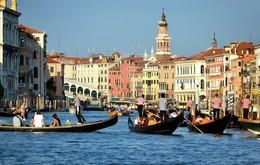 Жизнь на воде / Венеция. Гранд-канал
