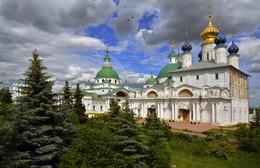 Яковлевский монастырь / лето, Ростов Велиеий