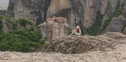 Думы за жизнь / монастырь, паломничество, путешествие, Метеоры, горы, Святые места
