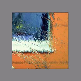 Дождь в квадрате / дождь